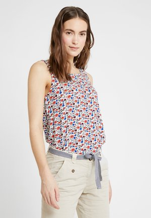 ALL OVER PRINTED - Top - off white