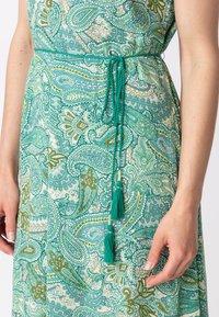Indiska - INA - Denní šaty - green - 3