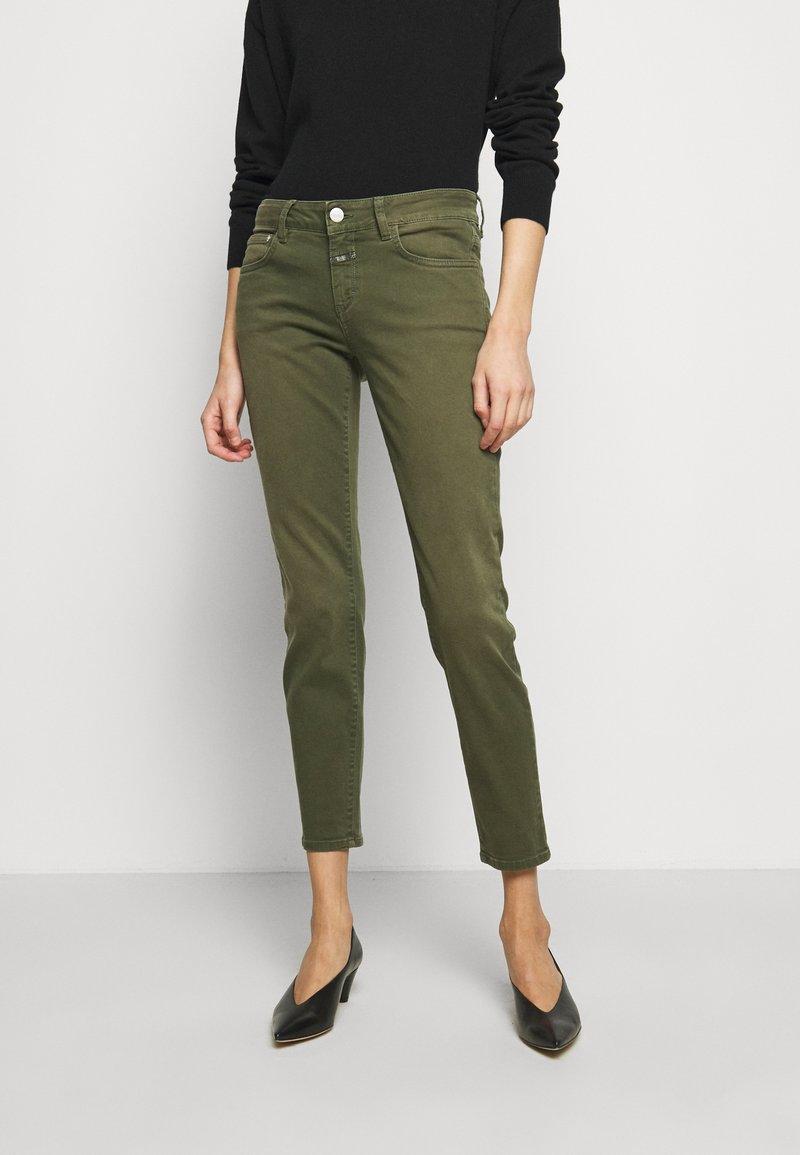 CLOSED - BAKER - Slim fit jeans - lentil