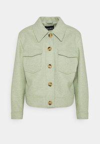 Pieces - PCGINA JACKET - Summer jacket - desert sage - 0