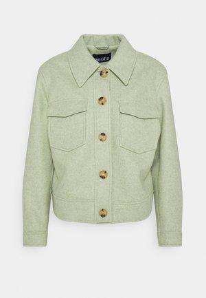 PCGINA JACKET - Summer jacket - desert sage