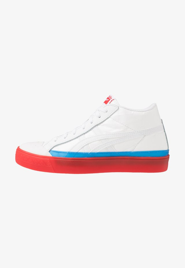 FABRE - Sneakersy wysokie - white