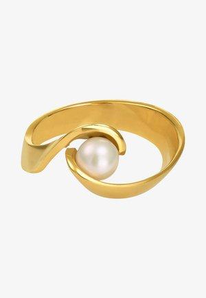 DAMENRING OSTREA - Ring - goldfarben
