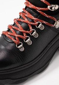 Marc O'Polo - Boots à talons - black - 2