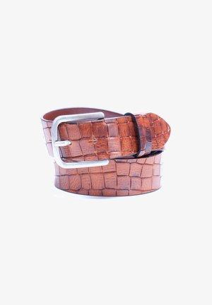 COLOGNE - Belt - cognac