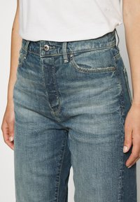 G-Star - JANEH ULTRA HIGH MOM RP ANKLE  - Relaxed fit jeans - faded - 4