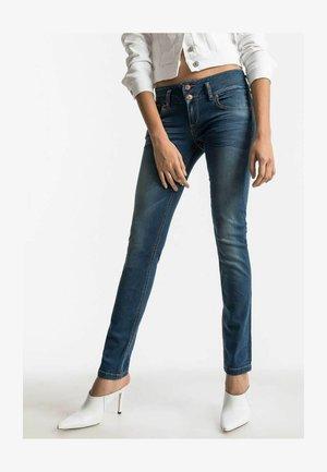 ZENA VALOEL - Slim fit jeans - blue