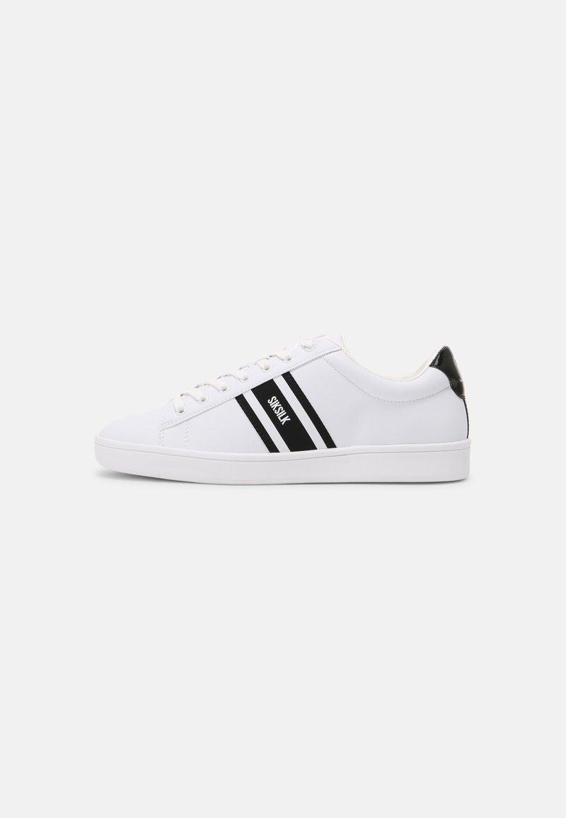 SIKSILK - ELITE - Trainers - white/black