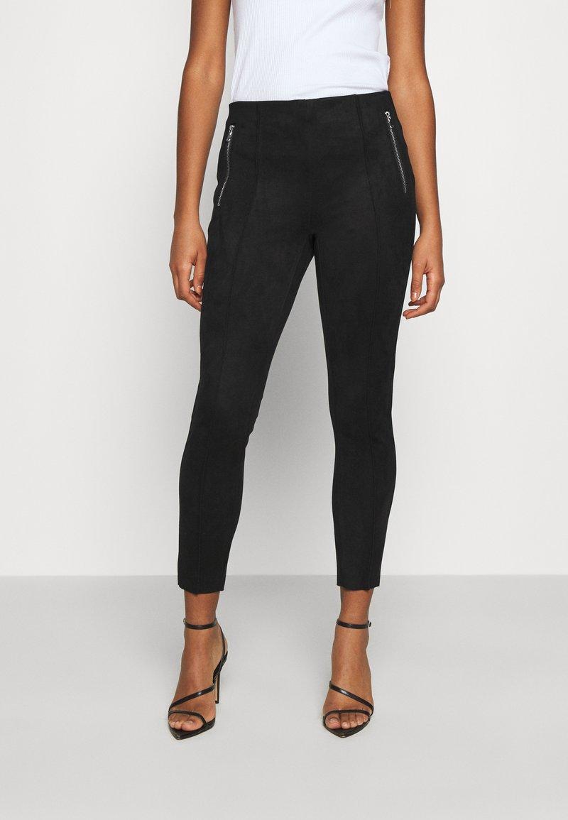 Vero Moda - Leggings - Trousers - black