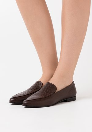 SHOES - Slip-ons - brown stone
