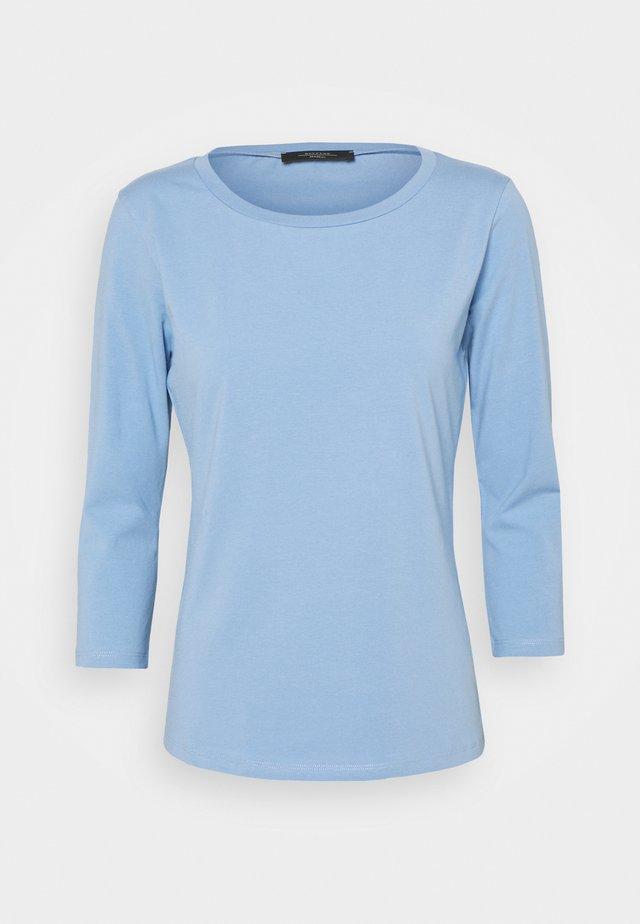 MULTIA - T-shirt à manches longues - himmelblau