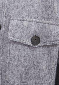 Bershka - Light jacket - light grey - 5