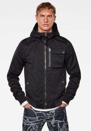 UTILITY   - Outdoor jacket - bonded black