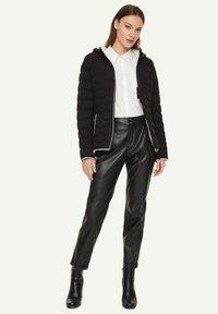 comma casual identity - Down jacket - black - 1