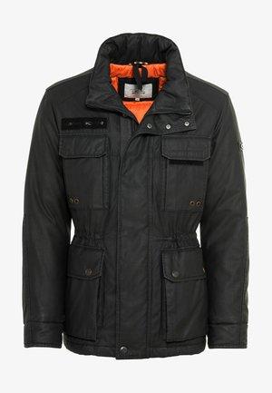 Outdoor jacket - schwarz (09)
