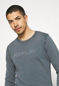 Replay - Sweatshirt - smoke grey - 3