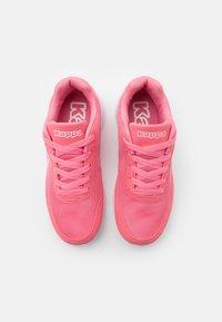 Kappa - FOLLOW - Sports shoes - flamingo/white - 3