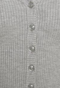Even&Odd Petite - Cardigan - mottled light grey - 2