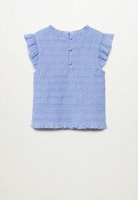 Mango - DEMIT-A - Print T-shirt - violet clair pastel - 1