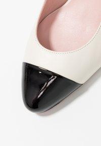 Pretty Ballerinas - SHADE - Classic heels - avorio - 2
