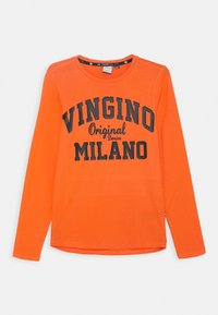 Vingino - LOGO - Long sleeved top - orange red - 0