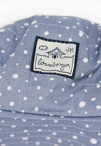 Lönneberga Kids - Hat - blue - 3