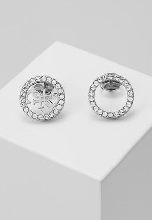 EQUILIBRE - Boucles d'oreilles - silver-coloured
