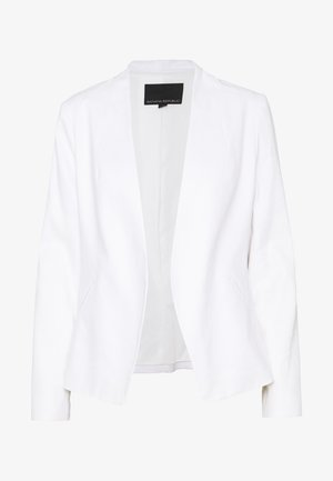 COLLARLESS SOLID - Blazere - white