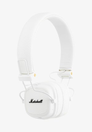 MAJOR III BLUETOOTH - Sluchátka - white
