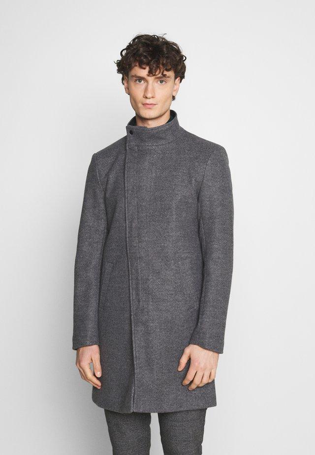 ONSOSCAR STAR COAT  - Classic coat - light grey