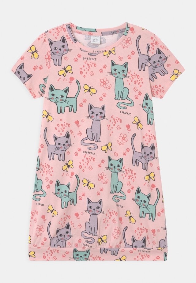 LONG CAT  - T-Shirt print - light dusty pink