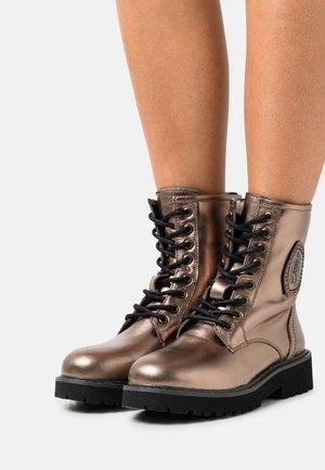 Vinterstøvler - bronze