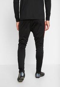 Nike Performance - AS ROM DRY SUIT - Klubbkläder - black/team crimson - 4