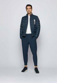 BOSS - BASALT - Down jacket - dark blue - 1