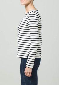 Petit Bateau - Sweatshirt - weiß/blau - 3