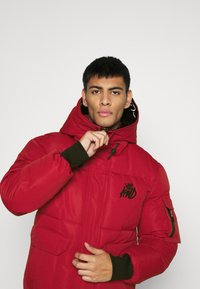 Kings Will Dream - MILFORD PUFFER JACKET - Veste d'hiver - red - 3