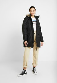 Vero Moda - VMEXCURSION EXPEDITION - Parka - black - 1