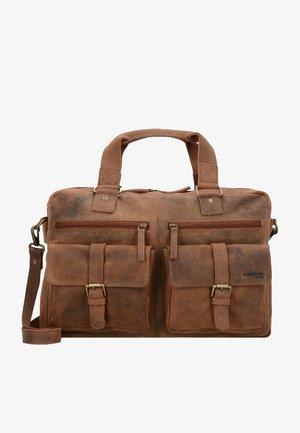 MONTENEGRO  - Briefcase - brown