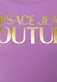 Versace Jeans Couture - Print T-shirt - fiorentina - 7