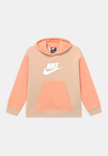 HOODIE - Sweater - shimmer/apricot agate/white