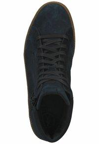 Ganter - Sneakers hoog - blue - 3