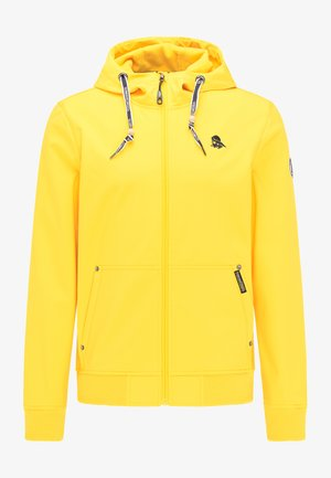 Outdoor jacket - gelb