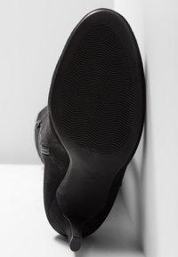 Anna Field - Boots med høye hæler - black - 6