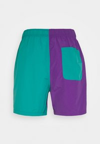 Obey Clothing - EASY RELAXED RECESS - Shorts - teal/multi - 1