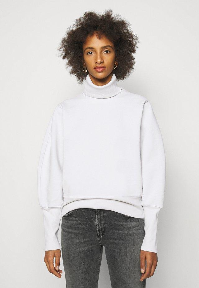 EXTENDED RIB - Sweatshirt - paper maché