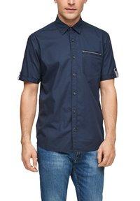 s.Oliver - Shirt - dark blue - 6