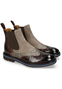 Melvin & Hamilton - Classic ankle boots - dark brown/brown - 1