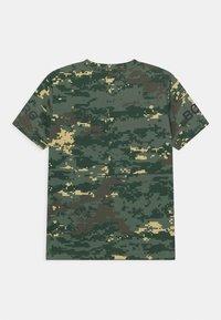 Björn Borg - UNISEX - Print T-shirt - duck green - 1