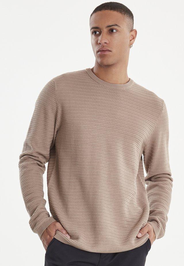 Sweter - silver mink