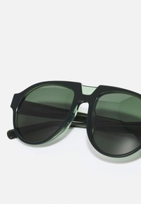 MCM - UNISEX - Sluneční brýle - green - 4